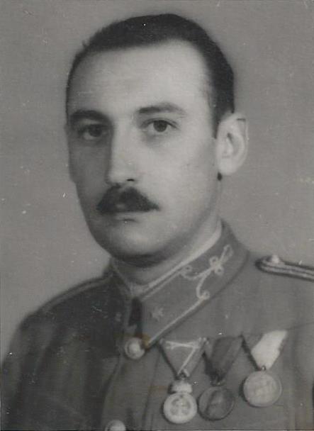 Árvay Zoltán hadnagy